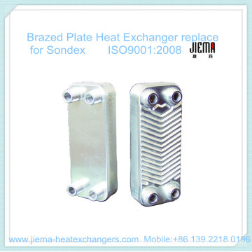 Brazed Plate Heat Exchanger for Replace Sondex