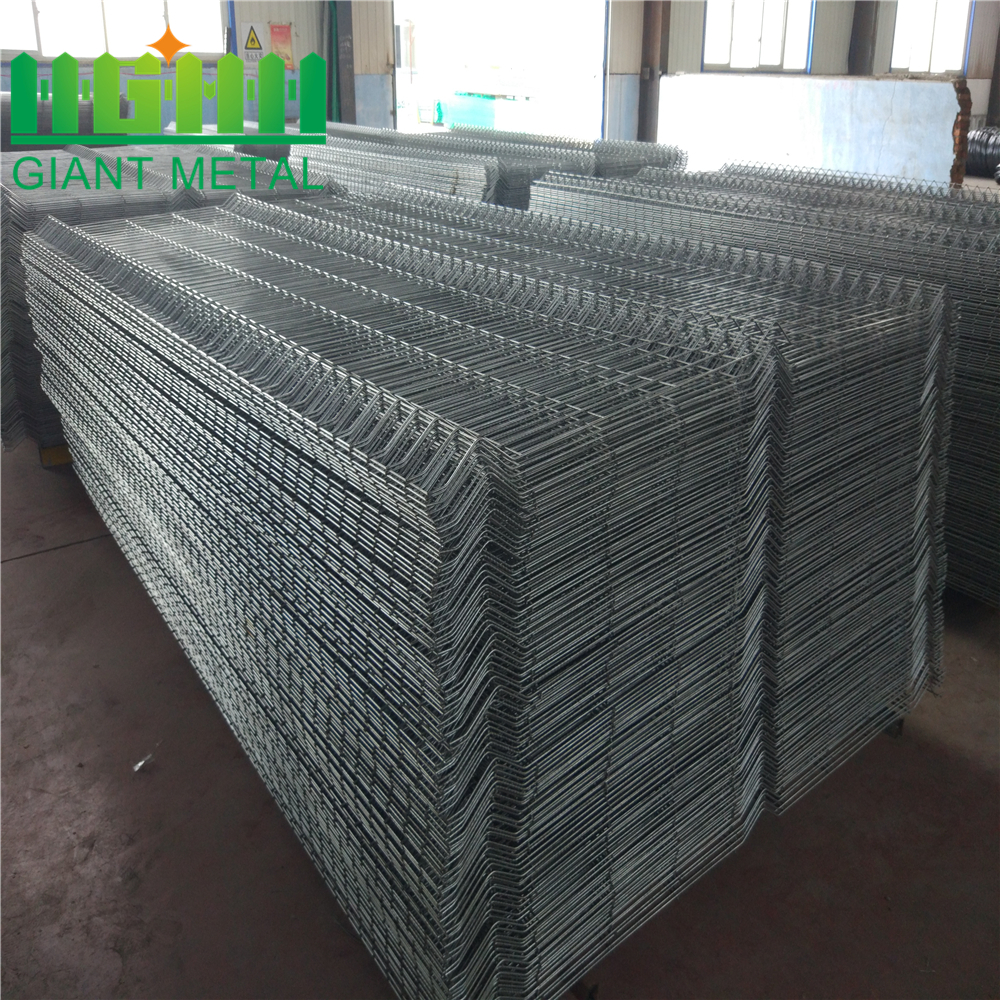 Anti-rust Hot Dip 4x4 Welded Wire Mesh Fencing China Manufacturer