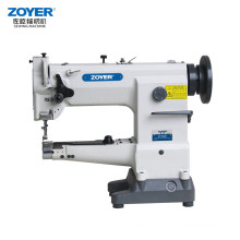 ZY2628 Professional Design Overedge Heavy Duty Leather Fur Sewing Machine For Sales