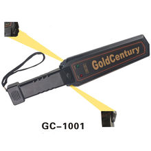 Gc-1001, Portable Metal Detector, Long Range Handheld Metal Detector, Pulse Induction Metal Scanner