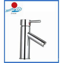 Solo manija grifo de agua del mezclador de la cuenca (ZR23002-C)