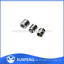 CNC Machining Precision Stainless Steel Machanical Rubber Roller