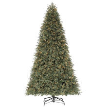 10 FT. Sutter Fir Quick-Set Artificial Christmas Tree with 1150 Clear Lights (MY100.078.00)