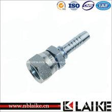 Raccord de tuyau hydraulique métrique JIS 28611