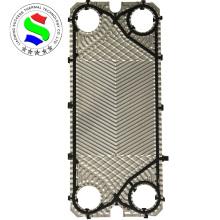 ss316l M10M placa de transferencia de calor del intercambiador de calor