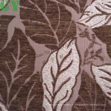 G44-292 Chenille Jacquard tapisser canapé/Rideau/tissu