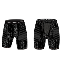 Shorts de arts martiaux, short de compression MMA de compression