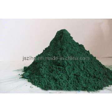 Hierro óxido verde