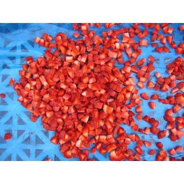 IQF Freezing Organic Strawberry HS-16090911