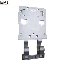Piezas de aluminio del soporte automotriz Fundición a presión