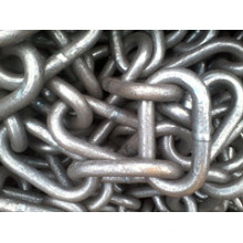 Q235 Steel Galvanized Welded Link Chain
