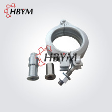 Concrete Pump Long Short Bolt Forged Clamp Coupling