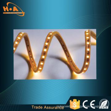 Niedrige Preis-kommerzielle dekorative Lampe SMD flexibles LED-Streifen-Licht