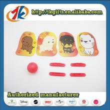 Jouet de jeu en plastique pour enfant avec carte drôle