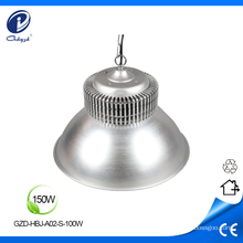 Radiador de aleta profesional 150W led lámpara de minería