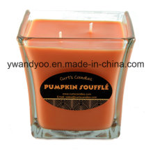 Velas de regalo perfumadas de lujo con caja decorativa