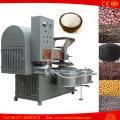 6yl-100 Automatische Leinsamen Kleine Kaltpresse Öl Maschine