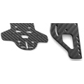 Rapid prototype CNC machining carbon fiber