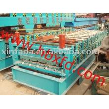 Stahlprofil Blechumformmaschine