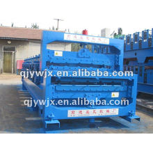 CZQJ Auto Trapezoidal Roofing Sheet Roller Making Machine