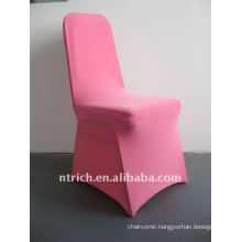 pink/hot pink spandex chair cover,CTS682,fit for all the chairs