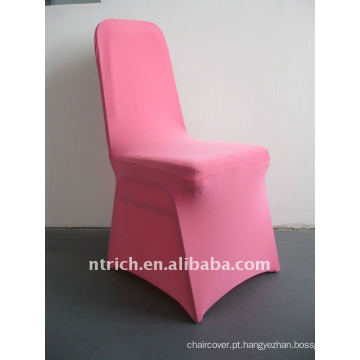 tampa da cadeira de spandex rosa / rosa quente, CTS682, apto para todas as cadeiras