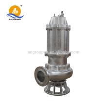 Bombas de agua residual sumergible sin obstrucción