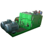 Independent Hydraulic Pump Station For Mainframe And Hydrau