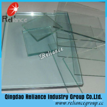 1.5mm/1.8mm Clear Sheet Glass with ISO
