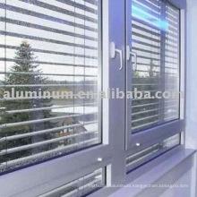 aluminum profile louver
