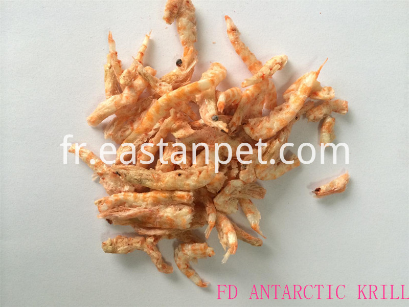 ANTARCTIC KRILL FREEZE-DRY