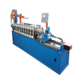 Testing Belgium 820 glazed tile roofing roll forming machine
