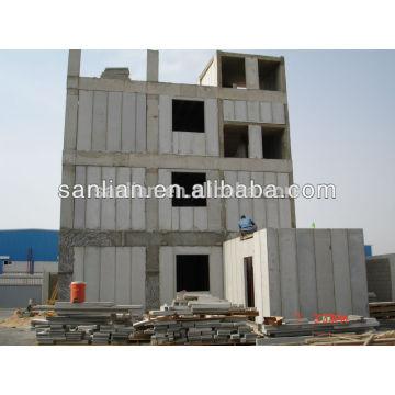 Prefabricados hormigón paredes máquina venta caliente en la India