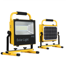 Holofote recarregável solar 50W100W150W200W300W