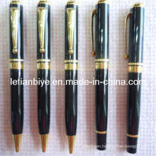 Metal Twin Pen, Ball Pen&Roller Pen (LT-B005)