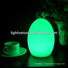 Lampe d'humeur changeante changeante de LED de couleur de la Chine Manufactuer