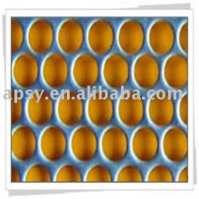 perforated fence panel