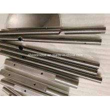 Parte de mecanizado para equipo médico componente de acero inoxidable