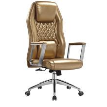 Chaise de cadres supérieurs en cuir de luxe moderne en cuir de luxe (HF-A1505)