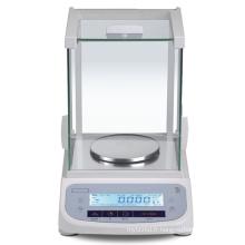 Échelle électronique de 0.1mg de balance électronique de la balance 220g 0.0001g de balance analytique de laboratoire