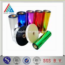 Farben Polyesterfolie