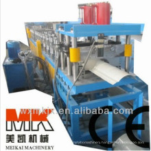 Tile Roof Ridge Cap Making Machine