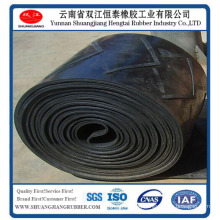 Open Chevron Rubber Conveying Belt, Rubber Belt, V Belt