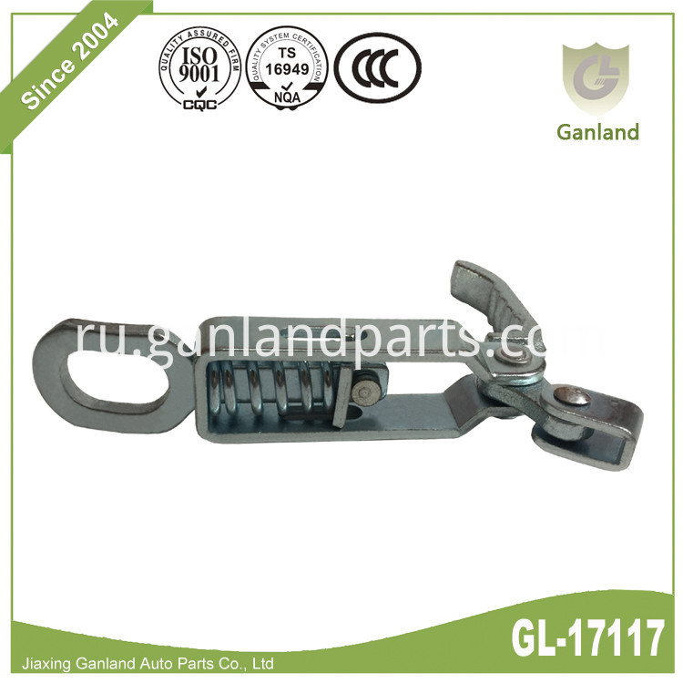 Spring Latch With Hook GL-17117