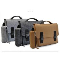 Wool Feel Towel Laptop Briefcase Bag