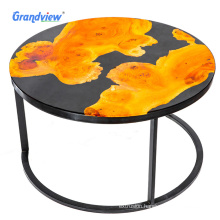 Grandview wooden resin epoxy furniture for resin  wood chair
