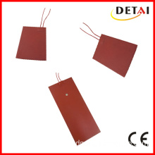 Top Quality Silicon Rubber Heating Pad for Pipes (DT-S038)