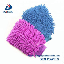 Supreme Micro-Chenille Wash Mitt Extra soft and thick microfiber cleaning glove