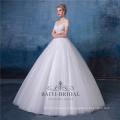 Robes de mariée de longueur de plancher robe de mariée HA572