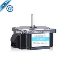 Motor sin cepillo del engranaje de la CC de la baja tensión del esfuerzo de torsión de 500w 36v 48v alto